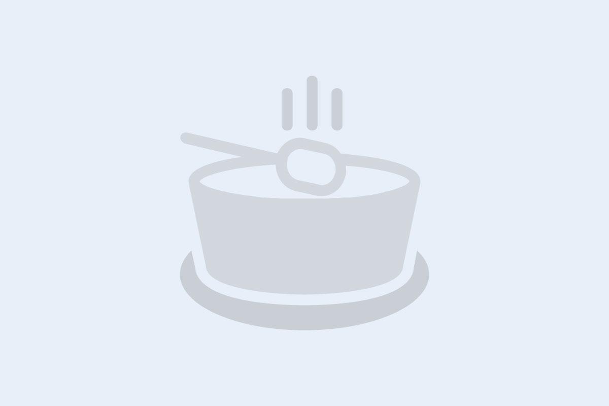 Gratén de coliflor con queso y mostaza