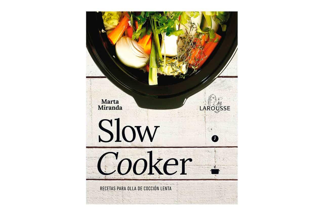 Libro: Slow Cooker (Recetas para olla de cocción lenta)
