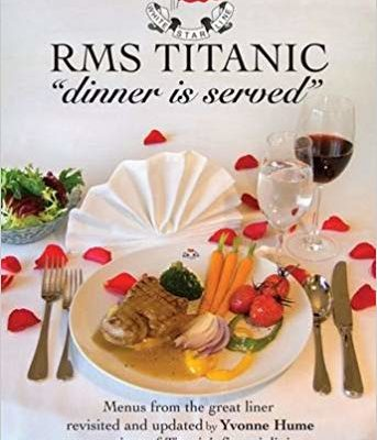 "RMS Titanic ""dinner is served"" - La cocina a bordo"