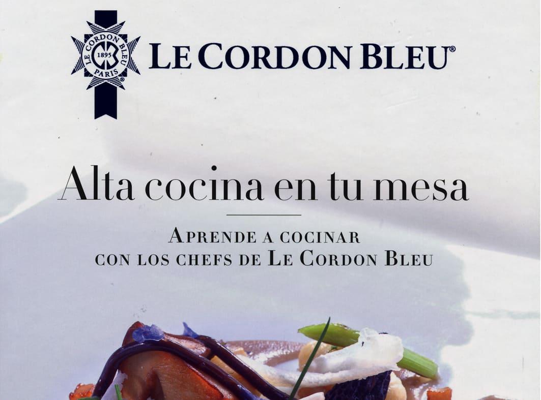 Le Cordon Bleu – Alta cocina en tu mesa