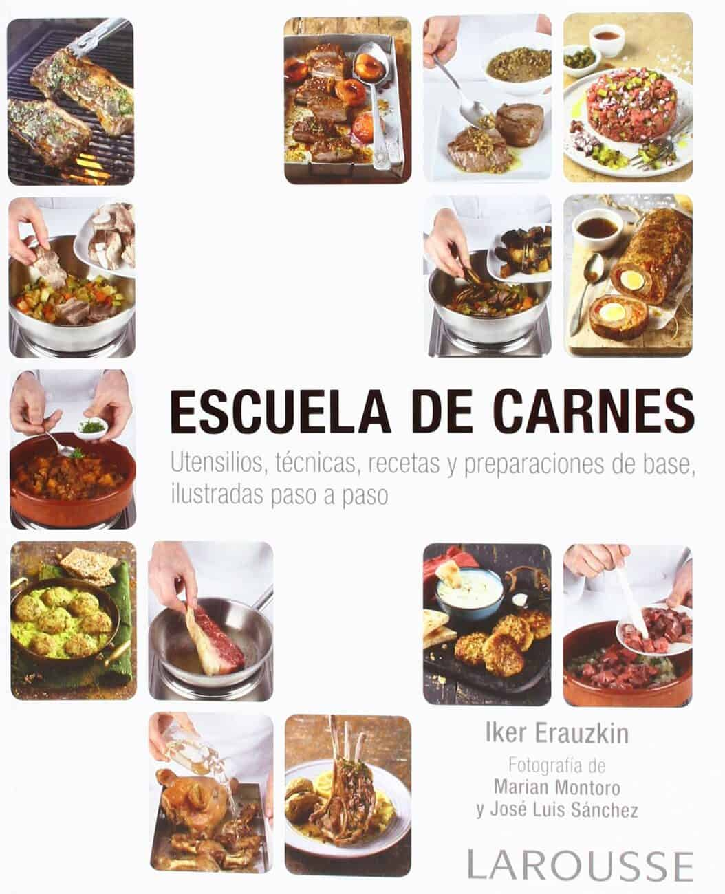 Libro: Escuela de carnes