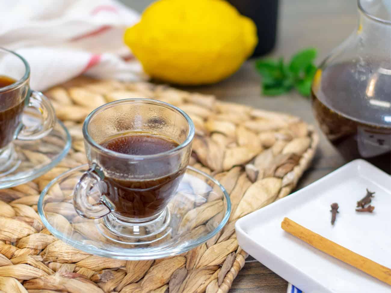 Café Brulot Caribeño