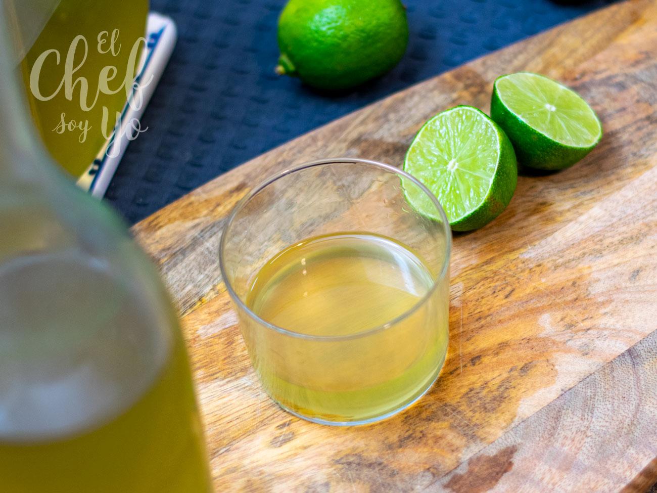 Limancello (licor de lima)