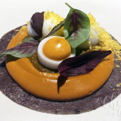 Restaurante Pujol (mesa), CD de México