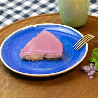 Tarta de violeta