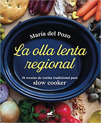 Libro: Olla Lenta Regional